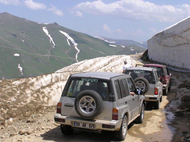 טיולים מאורגנים למזרח טורקיה