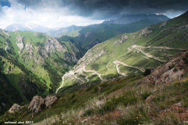 טיולים מאורגנים בקירגיסטן