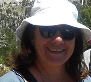 תמי פורטיס, מדריכת טיולים באיילה גיאוגרפית