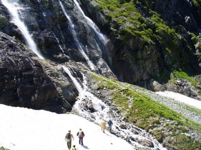 מסע רגלי בהרי הקווקז הרוסי צ'רקסי