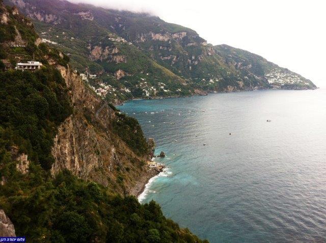 טיולים מאורגנים לדרום איטליה