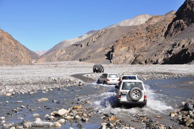 טיול ג'יפים לנפאל
