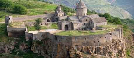 טיולים מאורגנים לארמניה