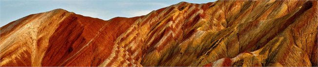 טיול מאורגן לדרך המשי  ההרים הצבעוניים