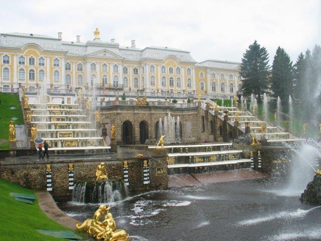 טיולים מאורגנים לרוסיה וסנט פטרסבורג