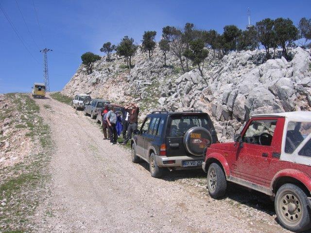 טיולים מאורגנים להרי הטואורוס