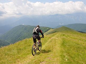 טיול אופניים סוונאטי גיאורגיה