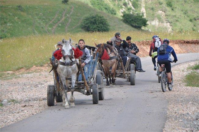 טיולי אופניים לרומניה