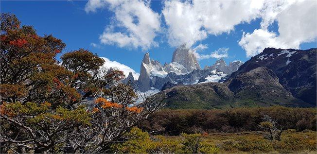 טיול מאורגן לדרום אמריקה, טורס דל פיינה